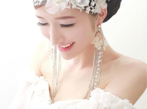 晚宴妆新娘发型_晚宴妆新娘发型分享展示