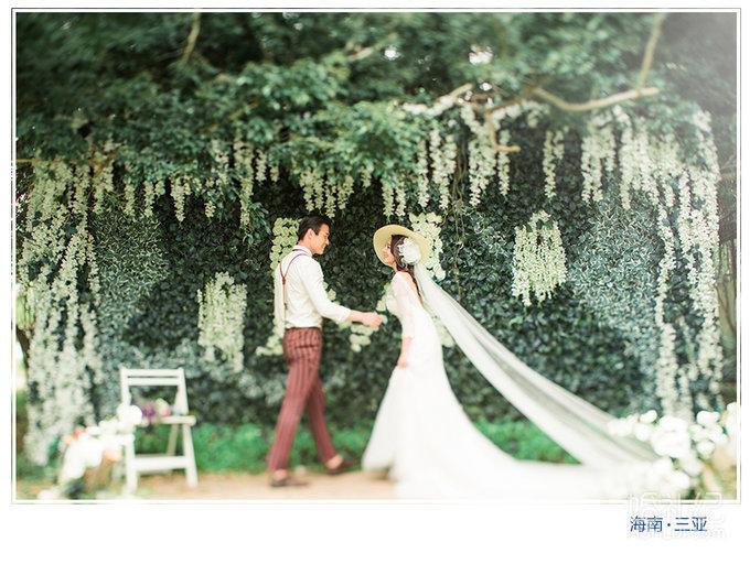海边婚纱摄影,旅拍婚纱照,三亚,青岛