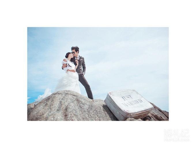 旅拍婚纱照,青岛,三亚