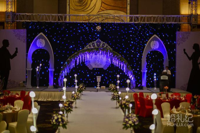 欧式复古唯美婚礼,婚礼策划公司