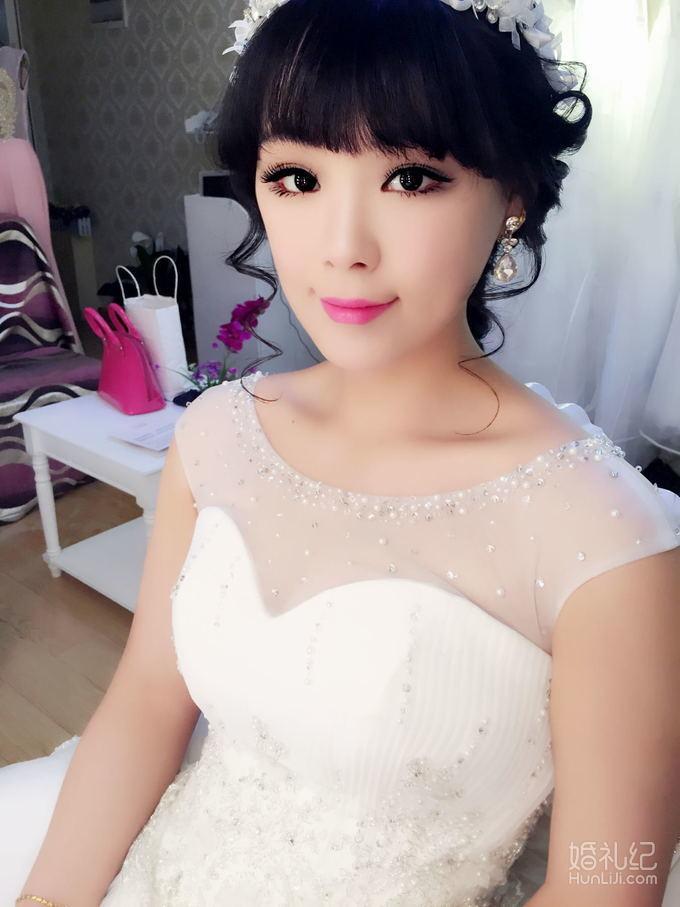 仙朵拉韩范清新新娘