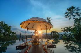 巴厘岛旅行婚纱拍摄