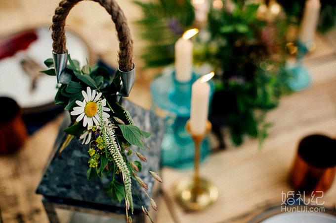 《婚礼管家》温馨浪漫,小清新风格的森林系主题婚礼