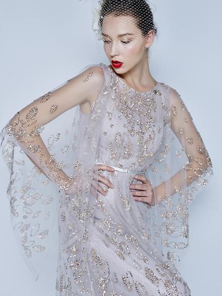 新娘婚纱礼服ELODIE BRIDAL 优雅女神