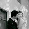 黑白婚纱照超级有爱 小清新必备婚照啊!
