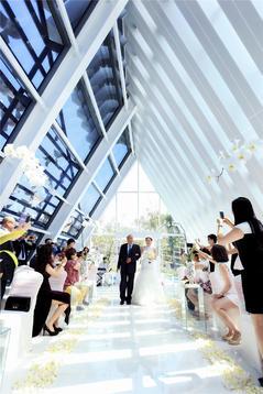 巴厘岛白鸽教堂婚礼+1日高清