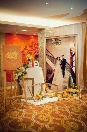 【婚礼鲜花布置】一站式婚礼服务套系