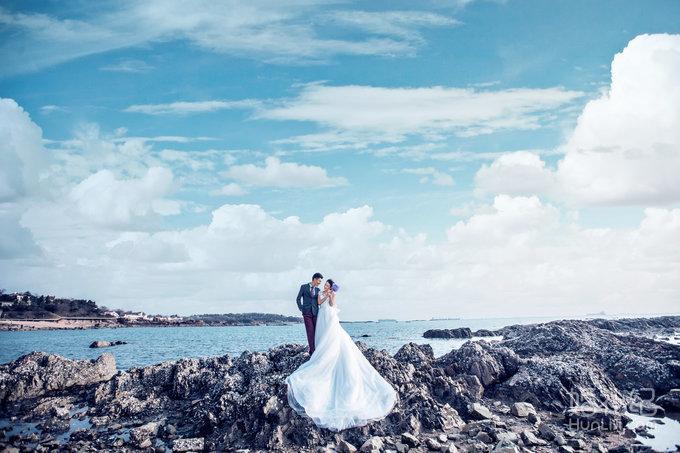 郊区外景拍摄:蔚蓝海岸摄影基地