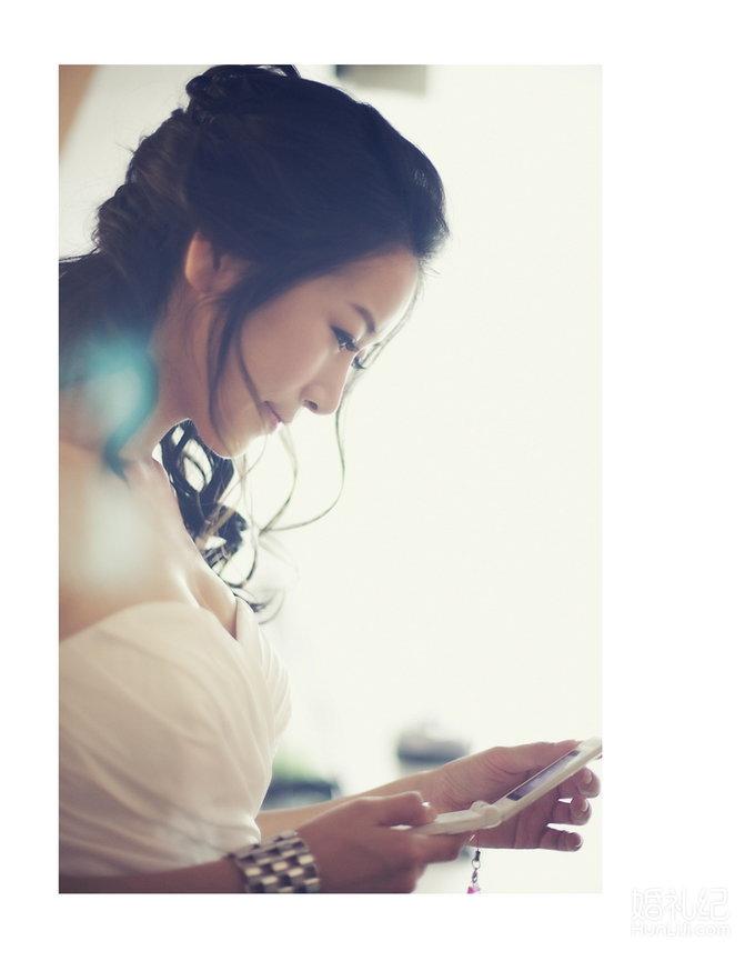 蒙娜丽莎婚纱摄影作品欣赏