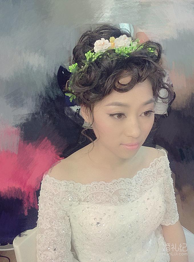 最累又仙仙新娘的一天