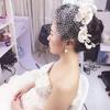韩式的新娘妆会不会不够大气?