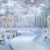 分享我们的糜.恋之冰雪奇缘主题婚礼备婚