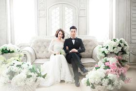Mr.胡&Mrs.何 幸福婚照
