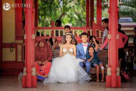 【拿十造像】 海外旅拍婚纱客照展示