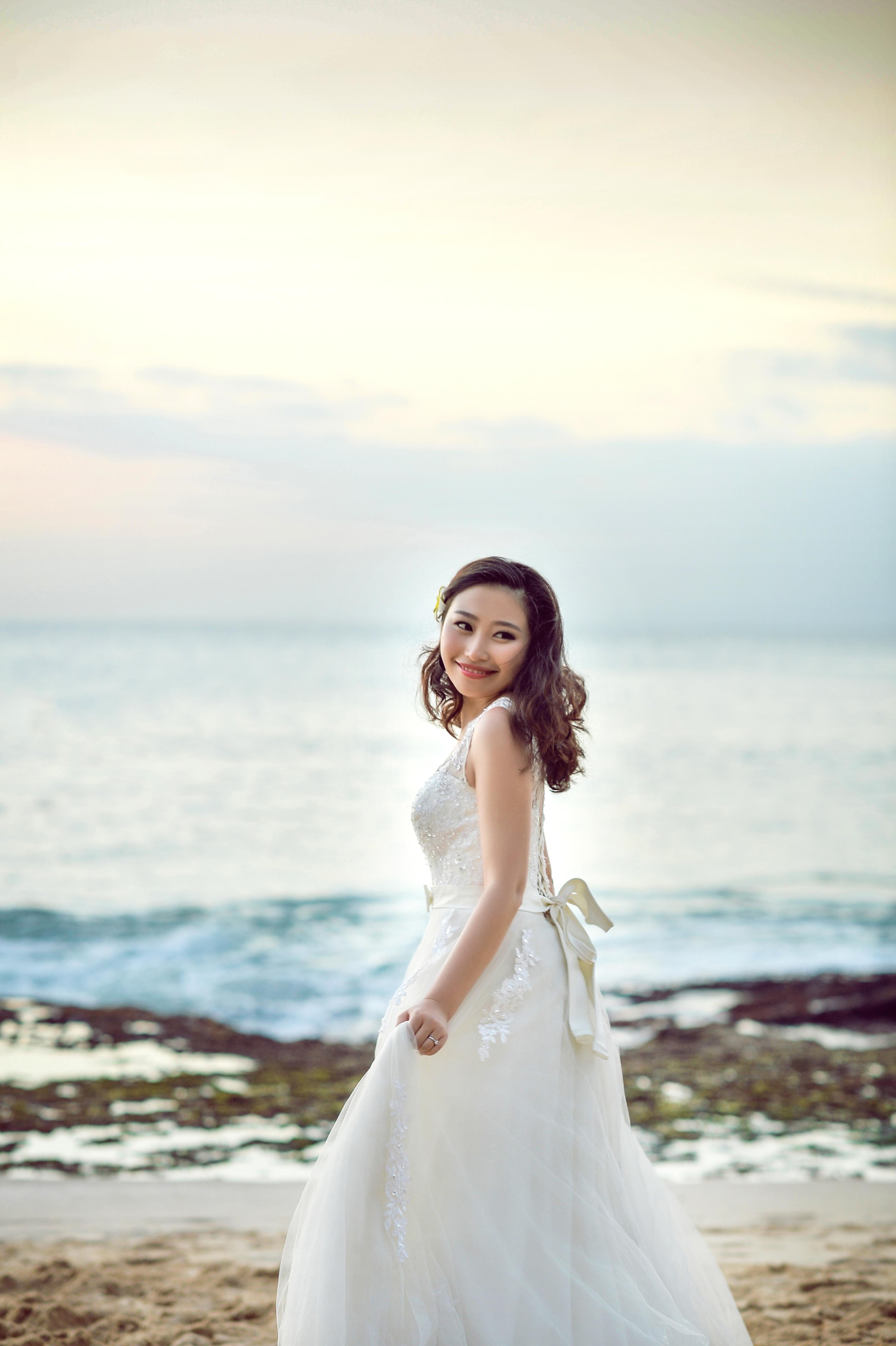 巴厘岛的旅拍婚纱照,感兴趣的过来收经验啦
