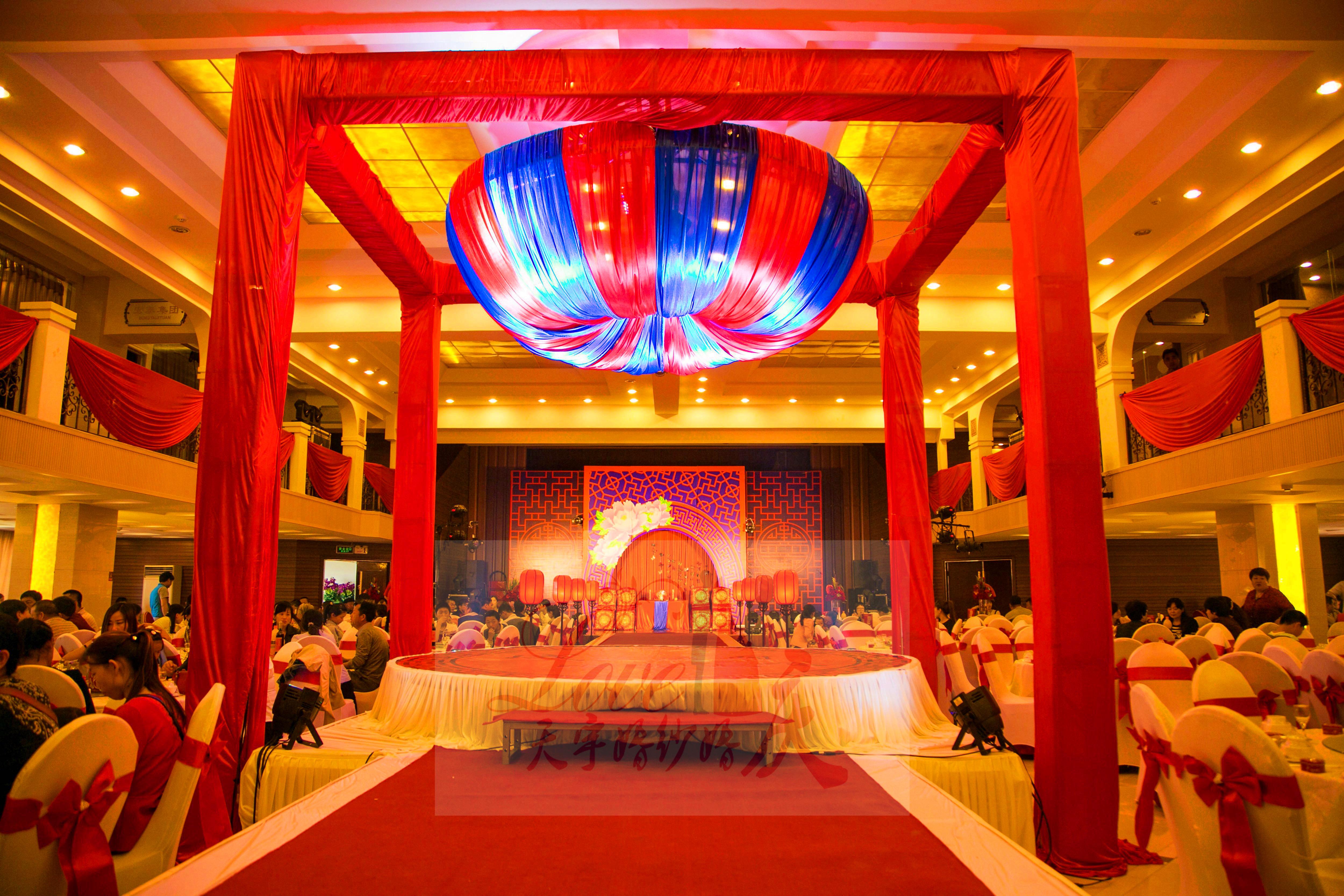 新中式 婚礼