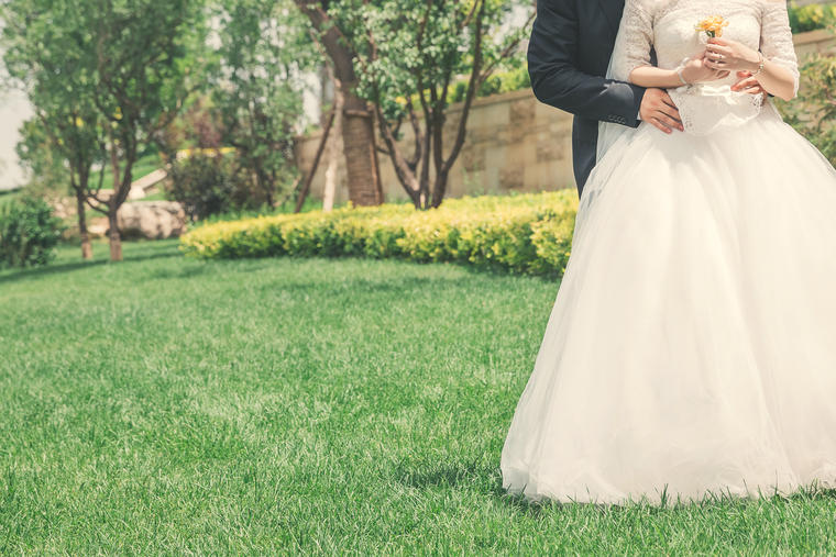 《兔子和熊的故事》森系婚礼