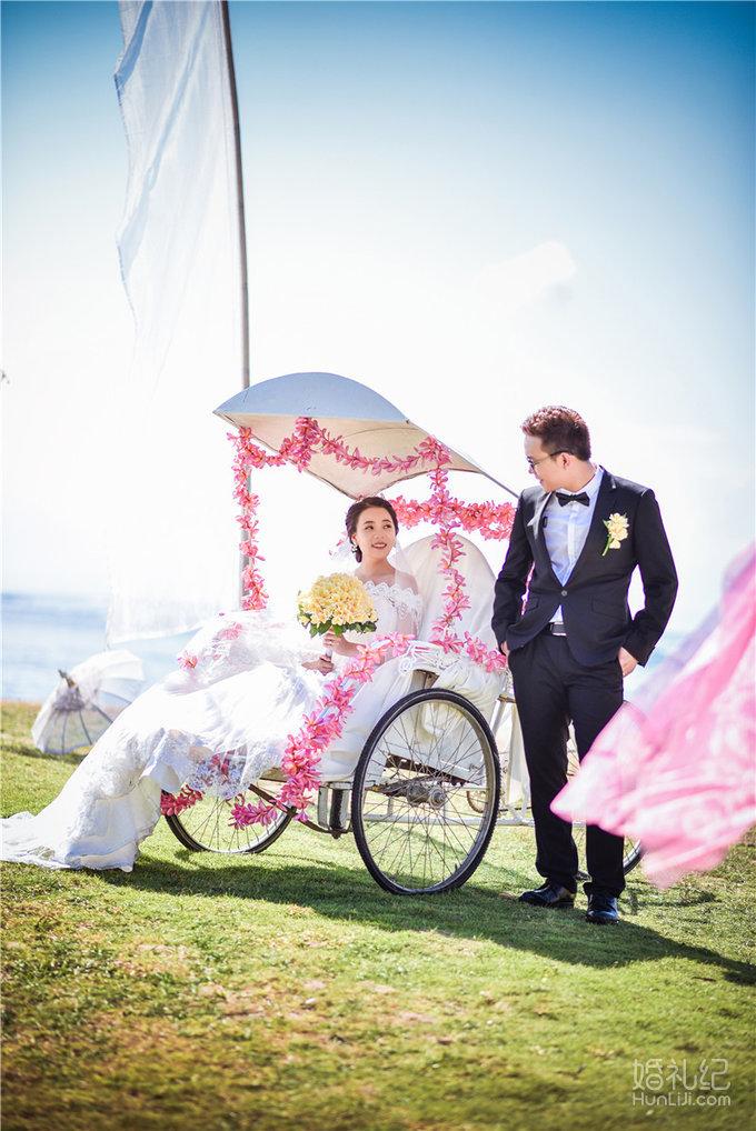 美乐滋海边教堂婚礼