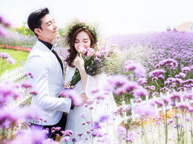 韩式婚纱摄影【如果爱】