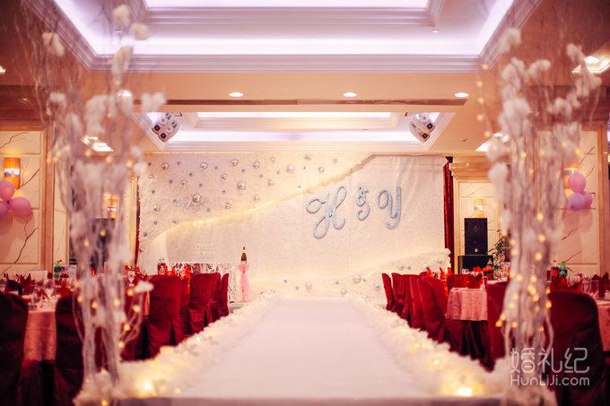 婚礼宴会摆台主题设计
