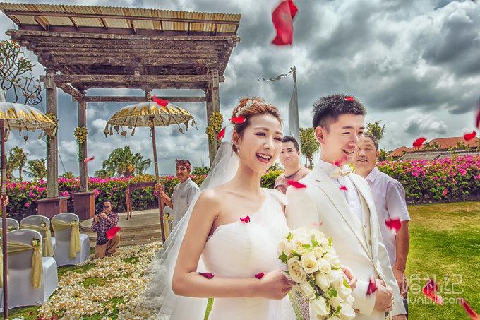 婚礼场地:印尼·巴厘岛