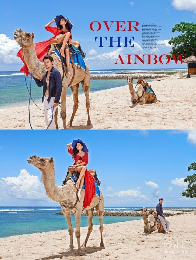 【巴厘岛景点大赏】沙滩骆驼