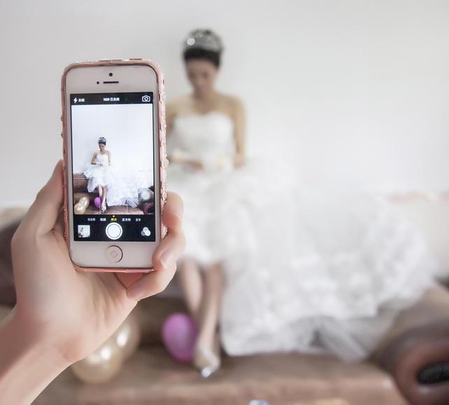 老广州的本土婚礼