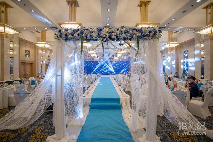[pallas]海洋主题3d全息婚礼