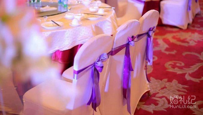 梦幻浪漫紫色,婚礼策划公司