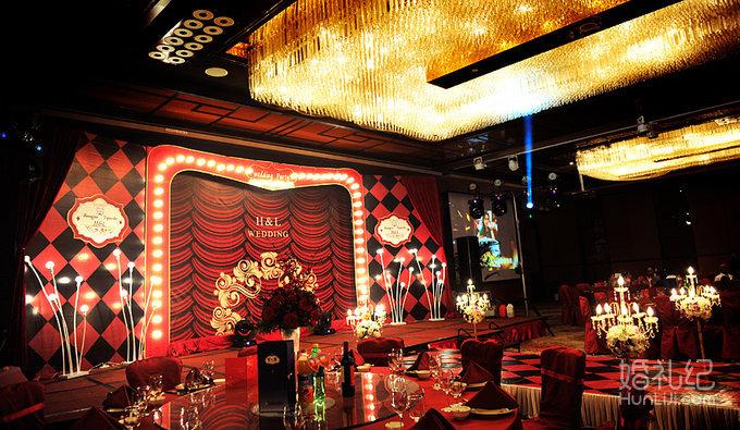 【百老汇】高端订制复古主题婚礼一站式,婚礼策划公司