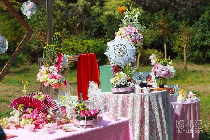 划户外婚礼套餐