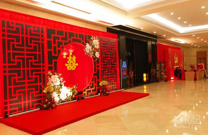新春特惠:中国风.中式《女儿.红》,婚礼策划公司,婚礼