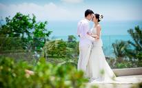 【唯美婚纱照】李先生夫妇泰国苏梅岛婚纱旅拍