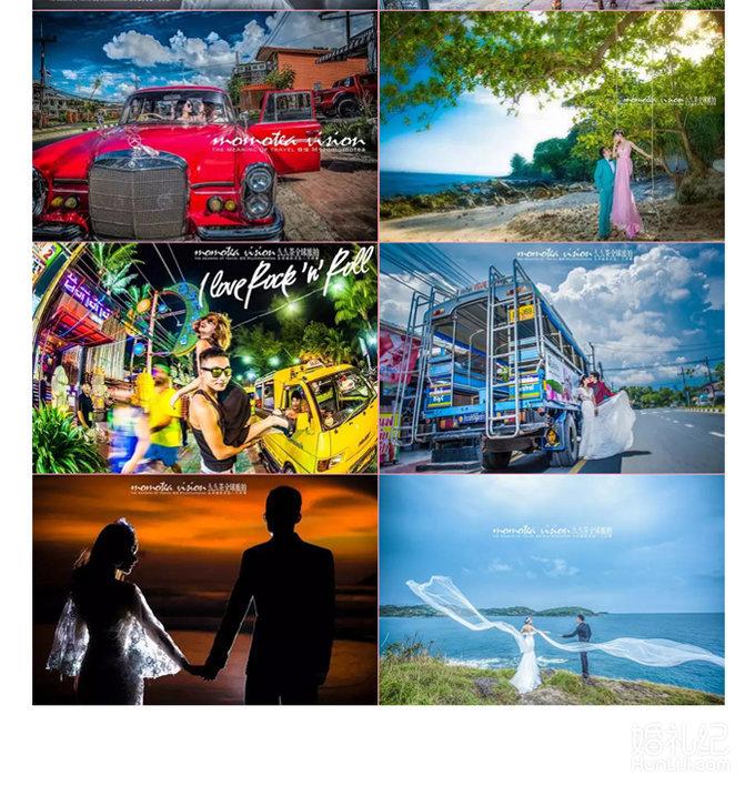 么么茶全球旅拍泰国普吉岛海外旅行婚纱照