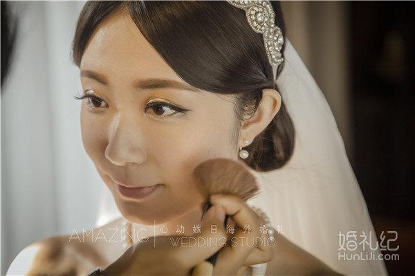 【心动嫁日海外婚礼】巴厘岛宝格丽水台婚礼客片