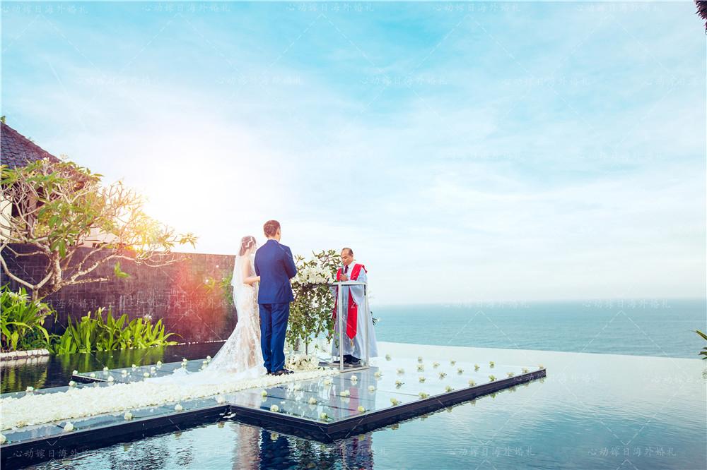 普吉岛婚礼布置