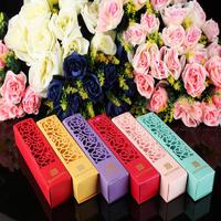 新款个性镂空6颗费列罗成品喜糖盒婚宴喜糖纸盒回礼生日礼品年会