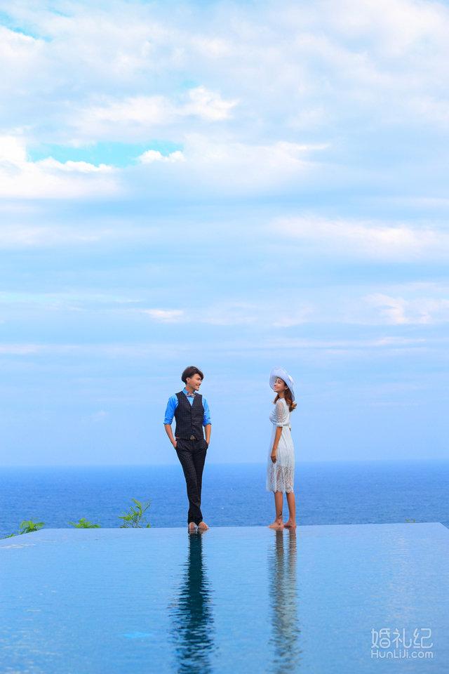 【云端映画】巴厘岛 无边泳池