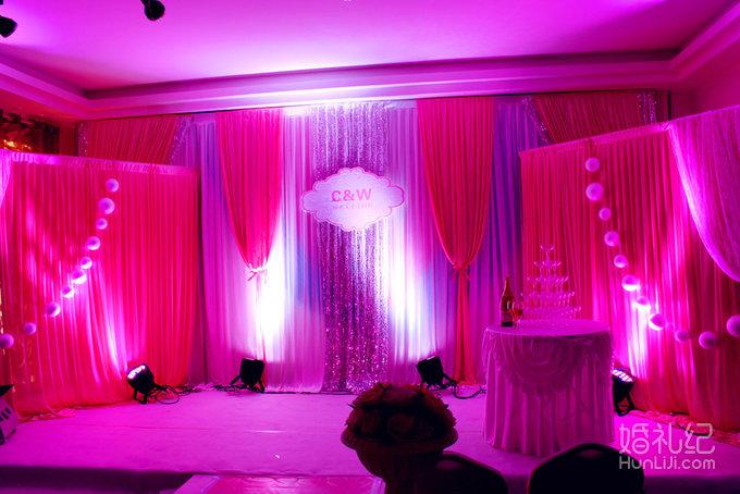 粉色欧式地毯贴图