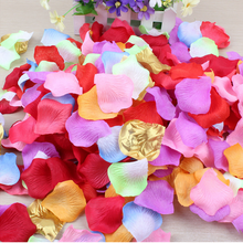 【满10包包邮】婚房场景布置装饰 床撒花仿真玫瑰花瓣 手抛花