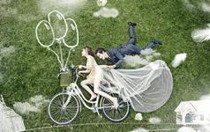 【YEH'S 】创意婚纱摄影,超值折扣体验