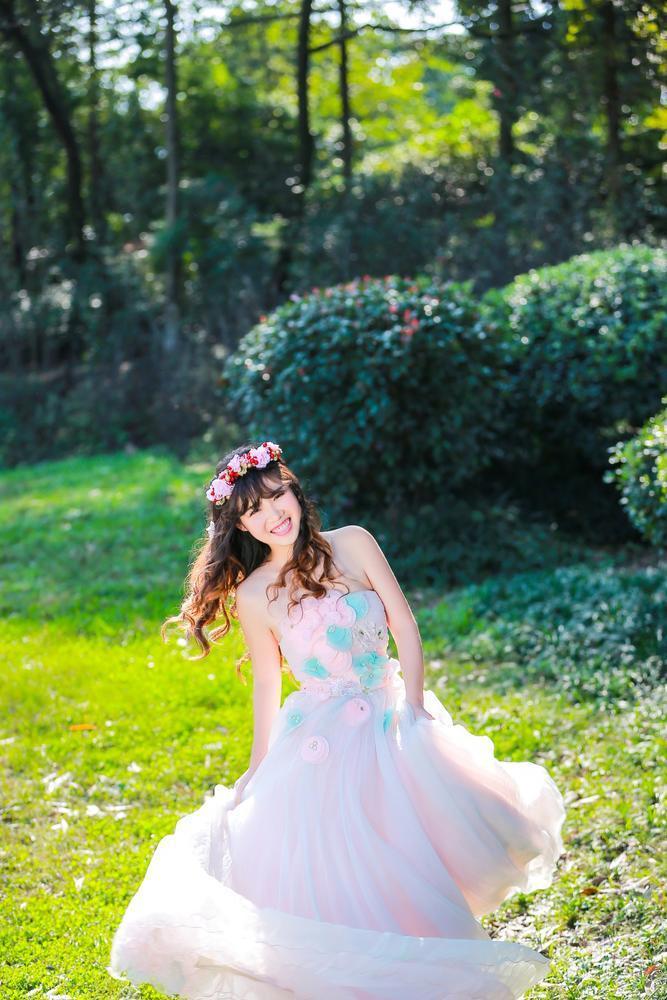 外景 森系 欧式,婚礼摄影