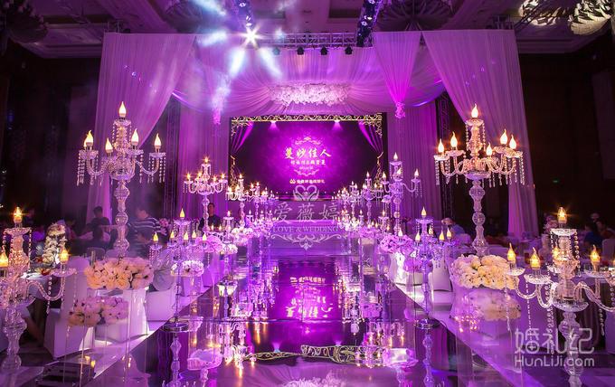 婚礼水晶灯素材