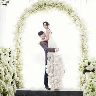 【雅色摄影】韩式婚纱套系A-玫瑰花园