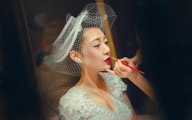 润尚时尚新娘造型|婚礼全程跟妆 刘虹老师