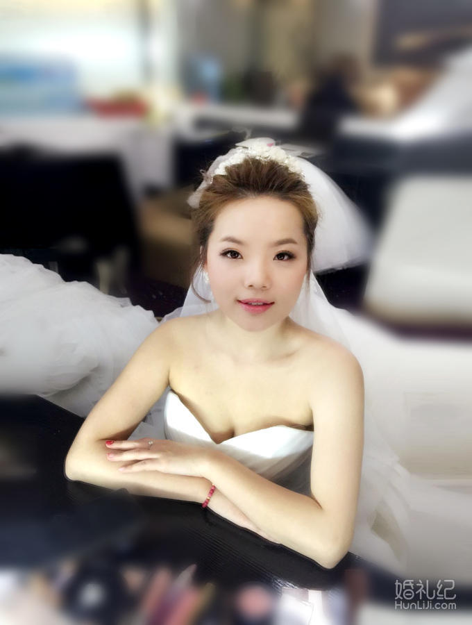 总监Fiona老师【清新甜美风格】