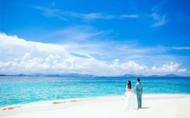 东方马尔代夫-最美蜈支洲岛-个性创意/轻奢套系