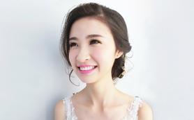 润尚时尚新娘造型|婚礼全程跟妆 总监档(一)
