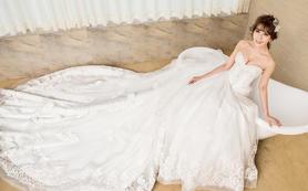 奢华婚纱套系