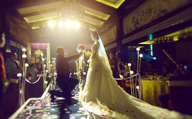 婚礼纪实跟拍